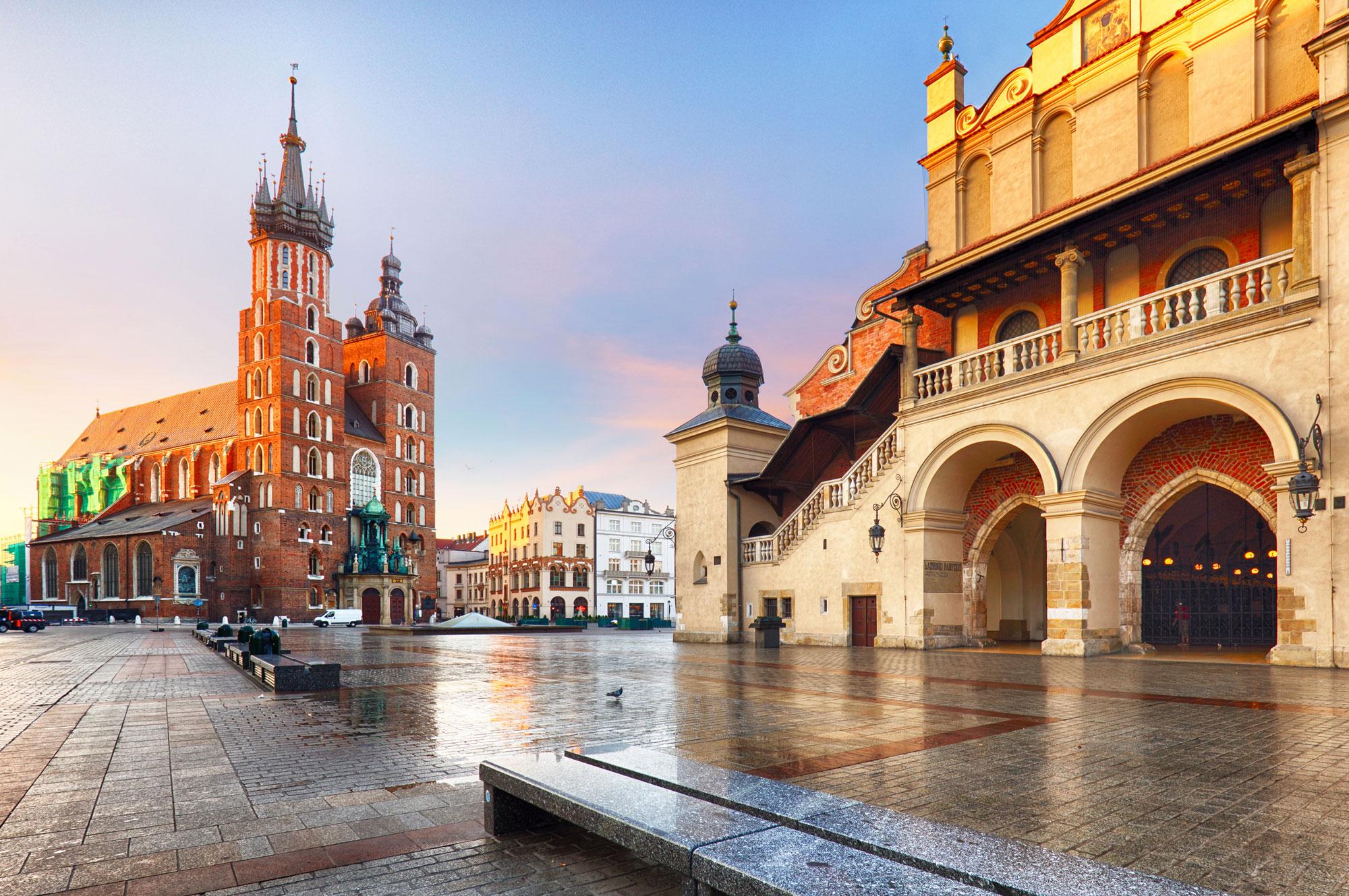 Wycieczka po Krakowie