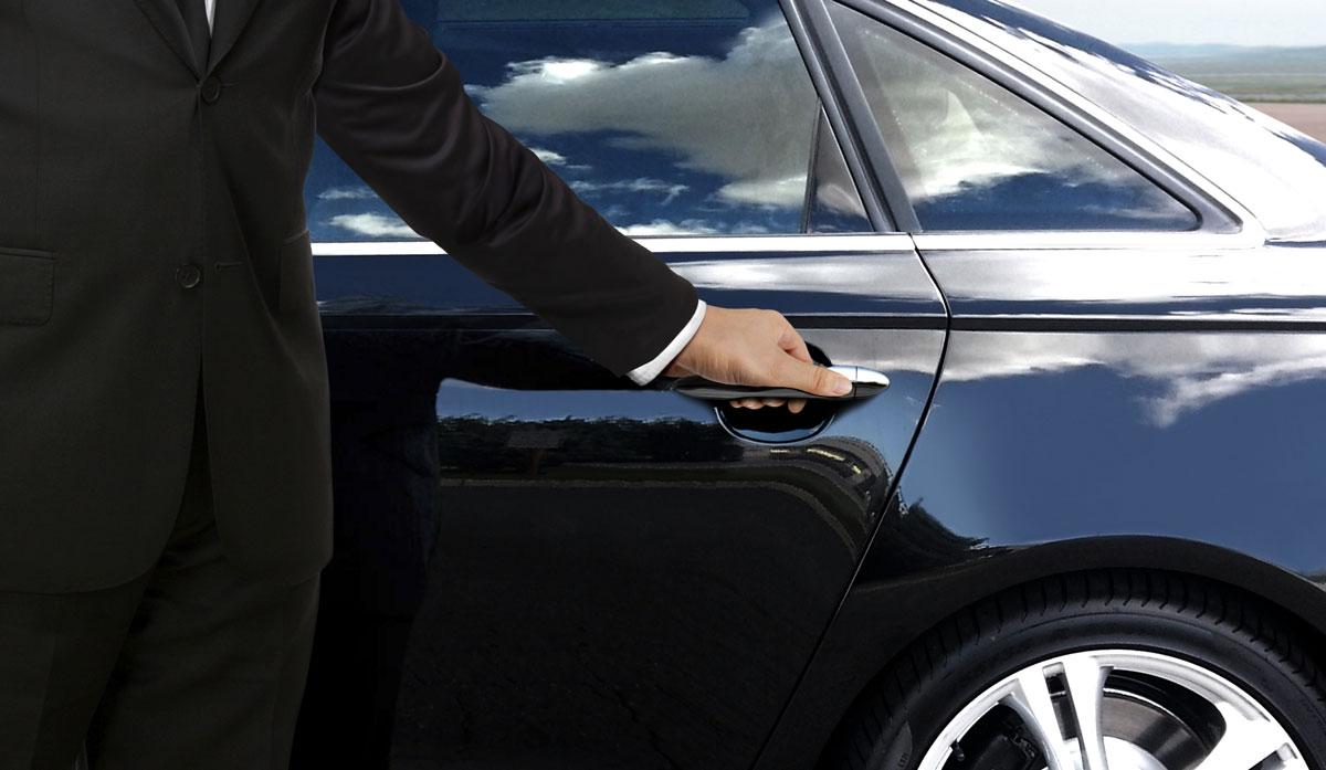 Concierge wynajem samochodu z kierowcą
