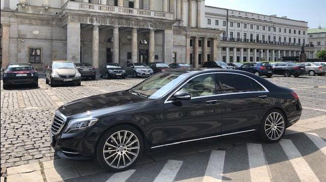 Mercedes S klasa wynajem