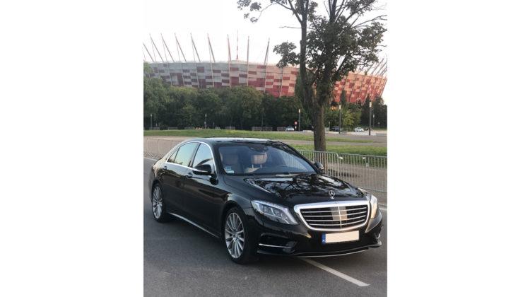 Mercedes S-klasa wynajem Warszawa