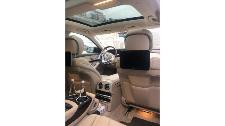 Mercedes S wynajem aut luksusowych