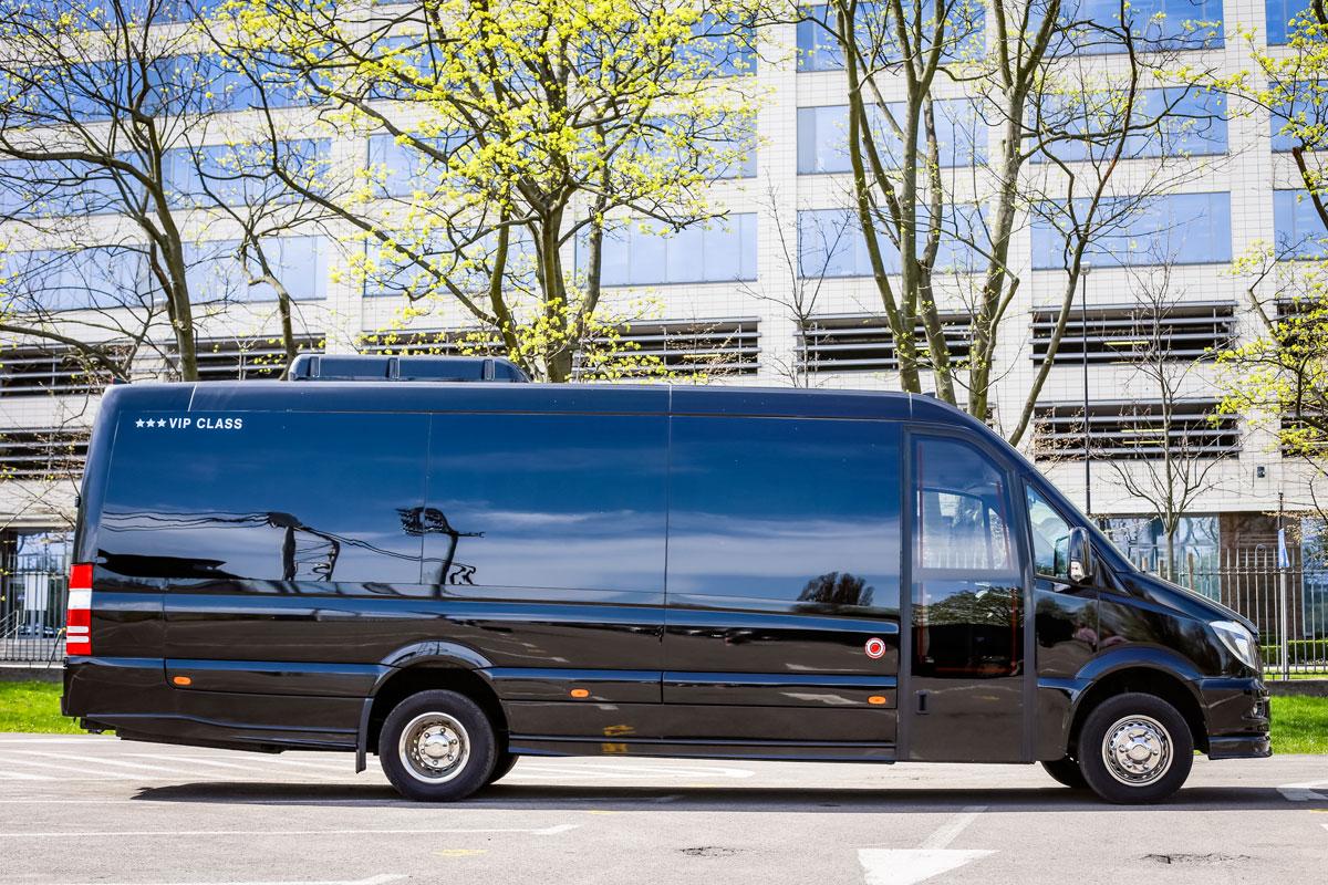 Mercedes Sprinter VIP wynajem